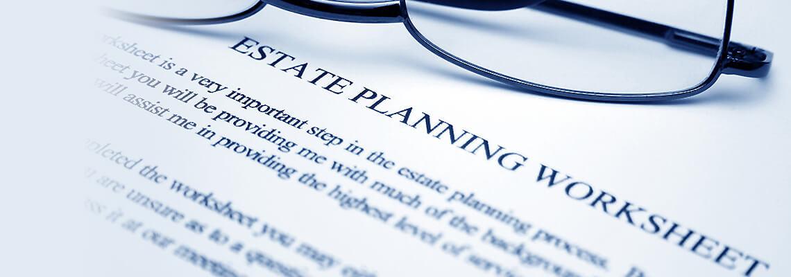 Tailored Estate Plans